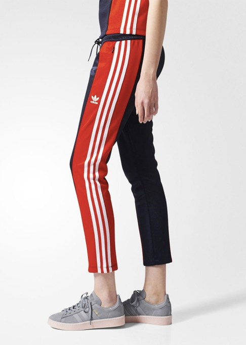 Track Pants to Shop Now: Cigarette Track Pants | Summer Fashion Trends 2017