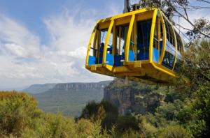 Scenic Skyway - Blue Mountains Australia