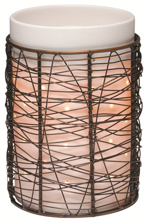 Scentsy® wickless candle