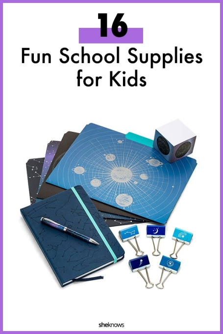 Fun School Supplies