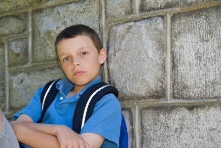 School troublemaker