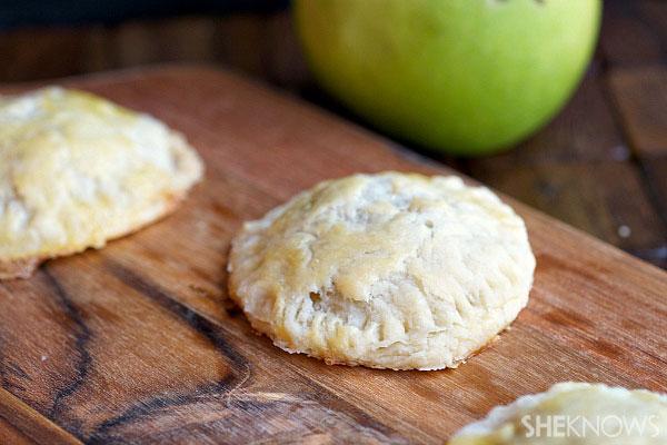 Lunchbox apple pie