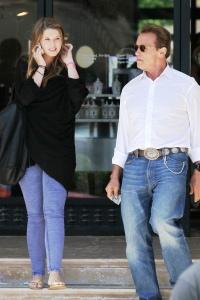 Katherine, Arnold Schwarzenegger