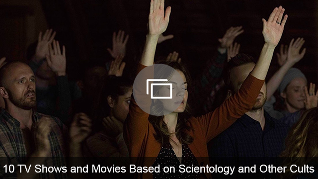 Scientology TV shows & films slideshow
