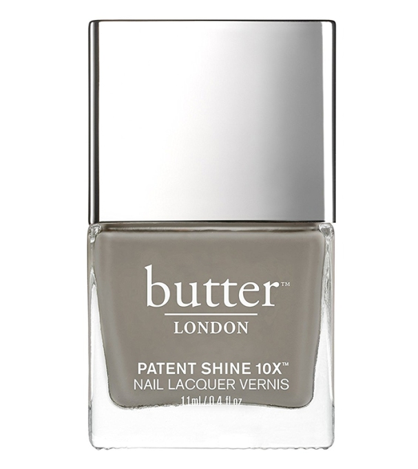 Coolest Nail Colors to Try This Fall: Butter London Patent Shine 10x Nail Lacquer in Over The Moon | Fall Style Trend 2017