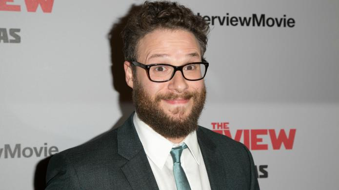 Seth Rogen is very, very sorry