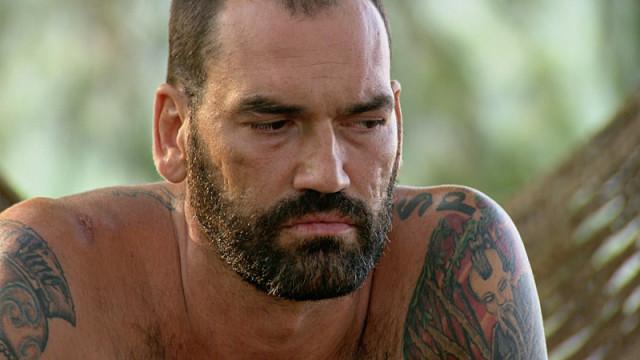 Scot Pollard on Survivor: Kaoh Rong