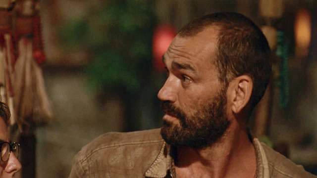 Scot Pollard shocked at Tribal Council elimination on Survivor: Kaoh Rong