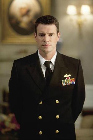 Scott Foley as Jake Ballard in Scandal