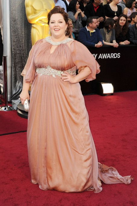 Non-Sample-Size Celebrities: Melissa McCarthy Emmys 2011 | Celeb Fashion 2017