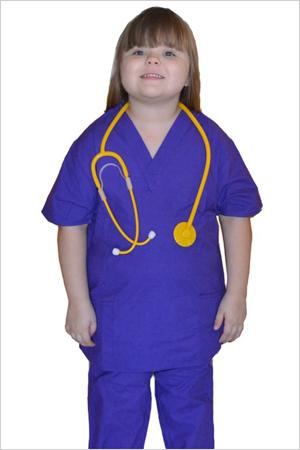 Doctor - Halloween costume for girls