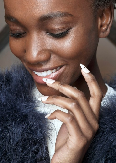 Summer Beauty Ideas For When It's Crazy-Hot | Striking stiletto nails