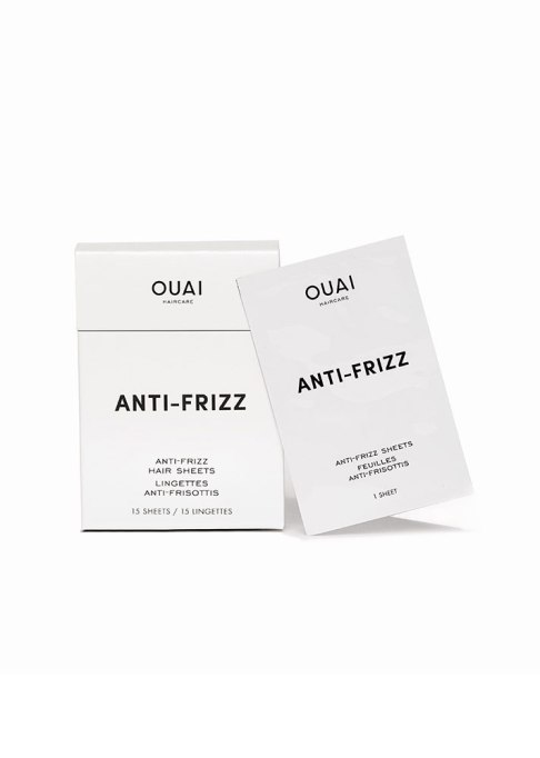 Pointers for Flawless Hair Post-Workout | Ouai Anti Frizz Hair Sheets