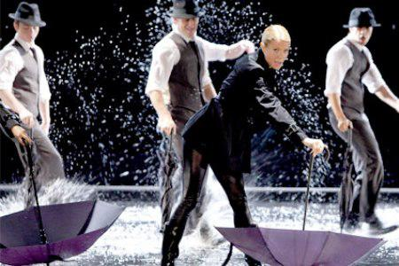 Gwyneth Paltrow takes on Umbrella and