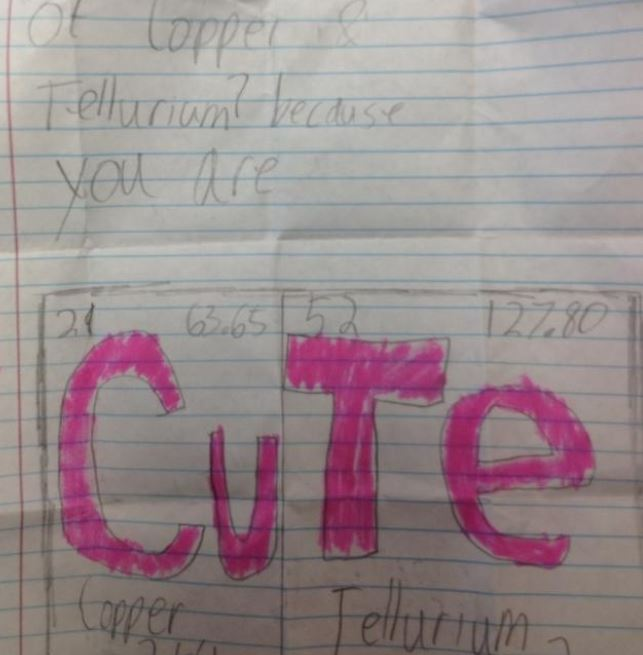 25 hysterical notes kids were caught passing in school – SheKnows