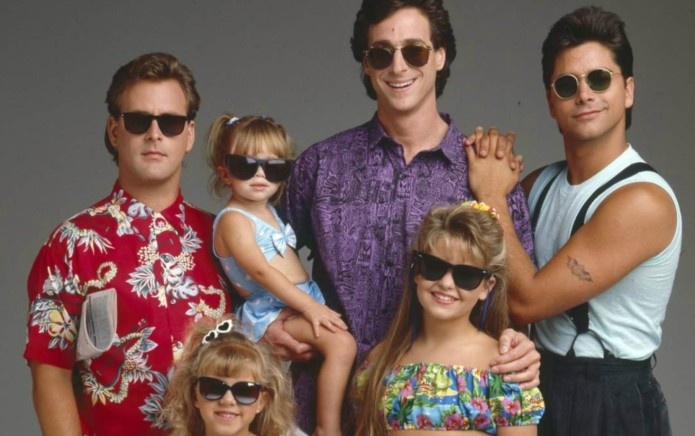 Fuller House and all other TV