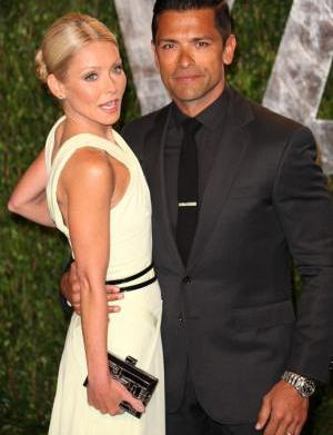 Mark Consuelos' stripper past is no