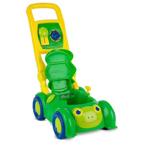 Moms' Most-Hated Holiday Gifts: Melissa & Doug Snappy Turtle Lawn Mower