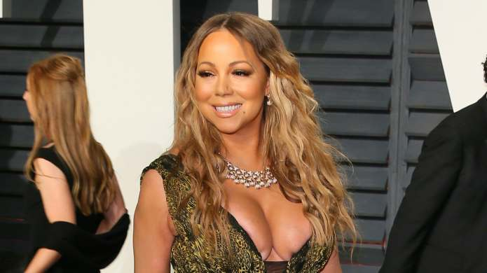 Mariah Carey Had Some Words of