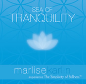 Sea Of Tranquility CD by Marlise Karlin