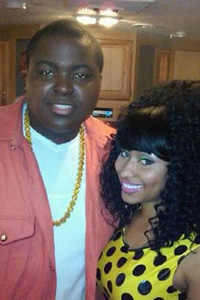 Sean Kingston and Nicki Minaj