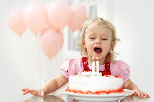 Second Birthday