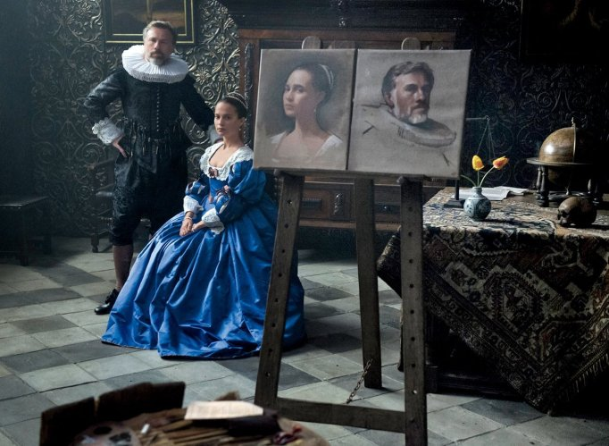 15 Movies We're Excited for This September: Tulip Fever