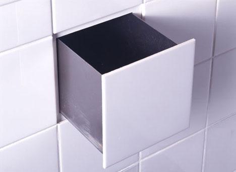 Secret tiles