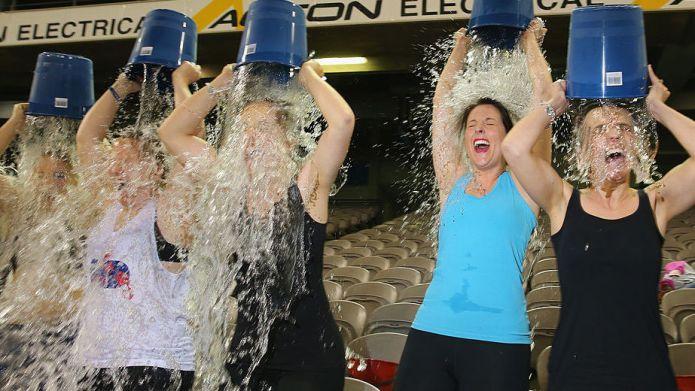 MELBOURNE, AUSTRALIA - AUGUST 22: Participants