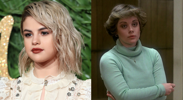 Selena Gomez as Annette in Saturday Night Fever