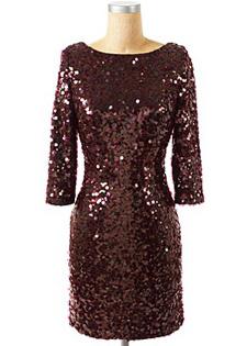 Jessica Simpson Sequin Tunic Dress