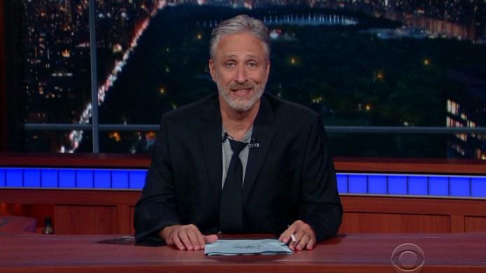 Jon Stewart defends Donald Trump supporters