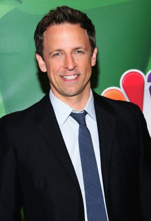 Seth Meyers gets married to his long-time girlfriend Alexi Ashe