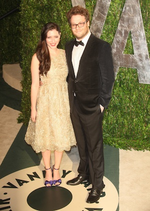 Seth Rogen wife Lauren Miller victim of stalker.