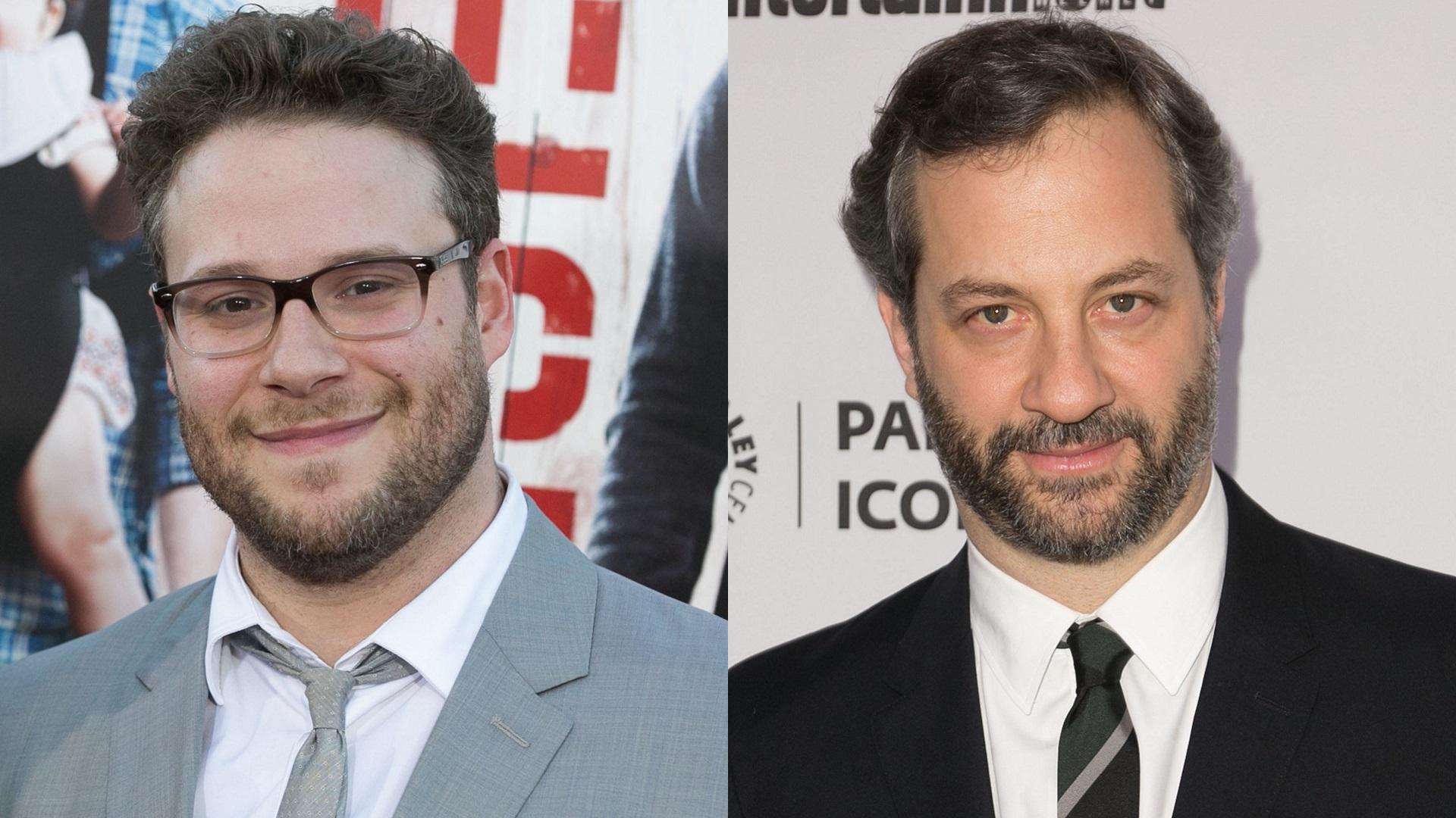 Seth Rogen & Judd Apatow