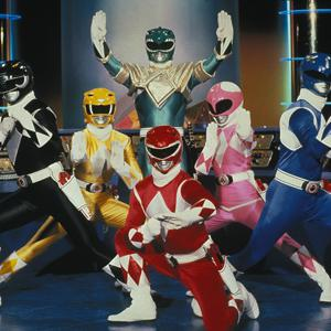 Mighty Morphin Power Rangers movie dream