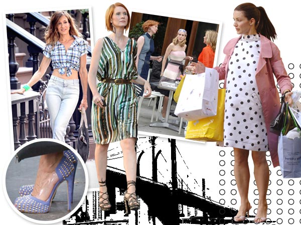 favorite sex and the city fashions