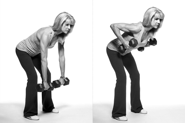 Exercise 1: Bent-over Row