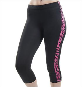 Soffe Print Prima knee tights
