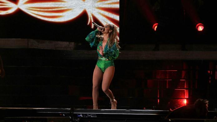 Jennifer Lopez pulls out of World