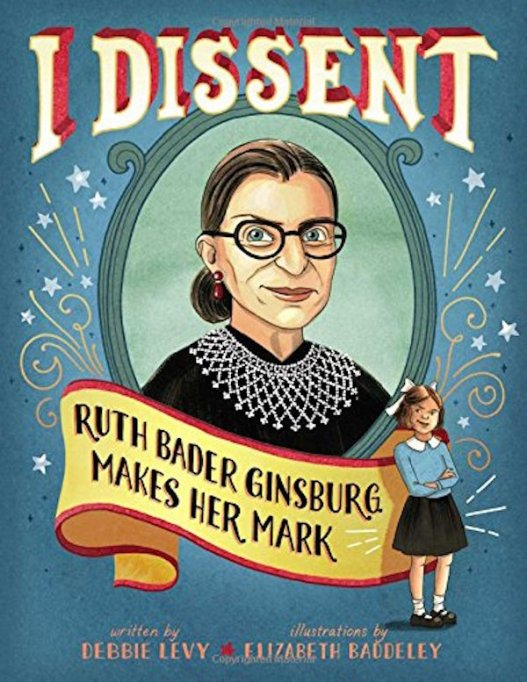 The Best Kids' Books for Baby Feminists: I Dissent