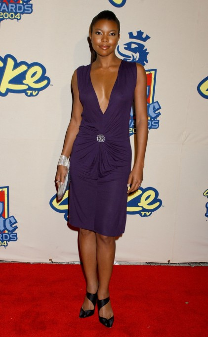 Ultra Violet On The Red Carpet | Gabrielle Union