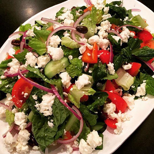 Chrissy Teigen Mouth Watering Recipes: Greek salad   Celebrity Eats