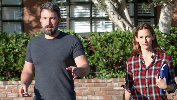 Ben Affleck allegedly cheated on Jennifer Garner