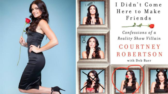 Courtney Robertson spoils Bachelor secrets in