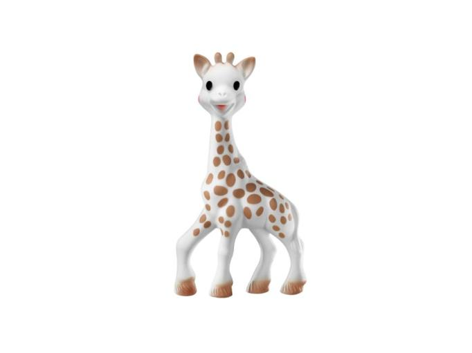 Baby toys your dog will love: Sophie the Giraffe teething toy