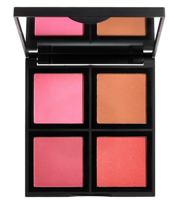 Best Drugstore Blushes Under $11: E.l.f Powder Blush Palette in Light | Drugstore Makeup 2017