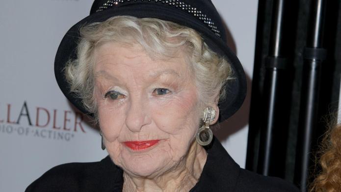 TV and Broadway veteran Elaine Stritch