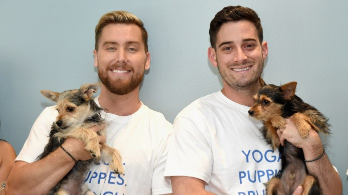 Lance Bass Is Ready for Baby