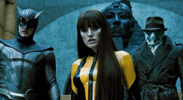 What's coming to HBO in 2018: 'Watchmen'